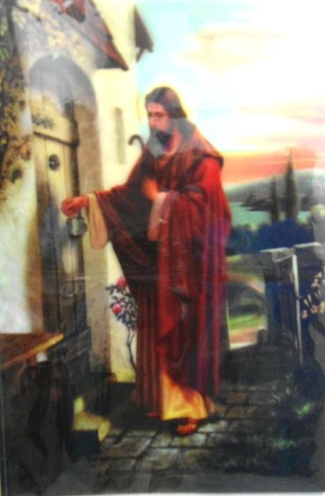 02 – Tuhan Yesus dan Hati